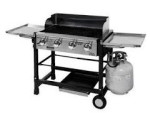 Brinkmann 810-9490-0 Portable Tailgate Grill