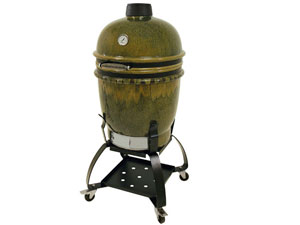 Bayou Classic Cypress Ceramic Grill Review