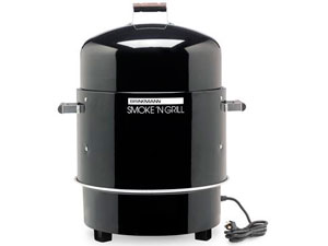 Brinkman Smoke-N-Grill electric Smoker and Grill