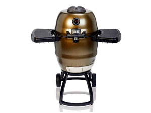 Broil King Steel Keg BKK4000 Charcoal Grill