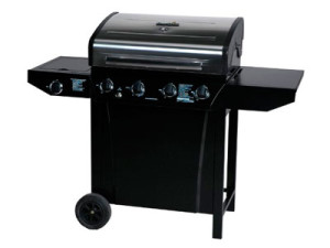 Char-Broil T480 gas grill