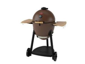 Char-Griller Kamado Kooker Charcoal Barbecue Grill & Smoker