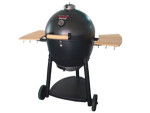 Char-Griller Kamado Kooker Charcoal Barbecue Grill and Smoker