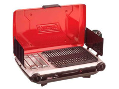 Coleman 2-Burner Electronic Ignition Propane Grill