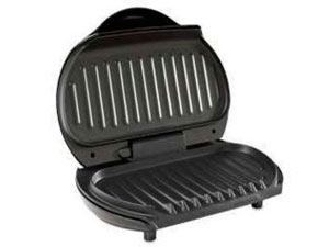George Foreman GR12B Super Champ Indoor Grill