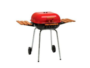 Meco Series 4100 Model 4106 Square Utility Charcoal Grill