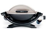 Weber Q100 portable propane gas grill